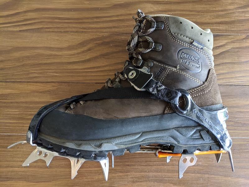 【雪山登山靴】冬用の登山靴って必要?縦走用の登山靴を使いまわし出来ないの?